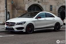 Mercedes 45 Amg Edition 1 C117 12 Januari 2015