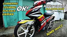 Jupiter Modif Road Race by Road Race Style Jupiter Mx 160cc Modif Simple Njmx