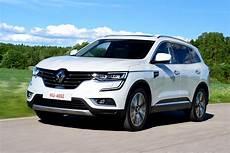 New Renault Koleos 2017 Review Auto Express