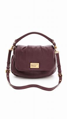 marc by marc classic q lil ukita bag in purple lyst