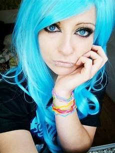 nehty modre ombre modr 253 mel 237 r modr 233 vlasy gal 233 ria loshairos