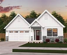 one story farmhouse house plans poplar one story farmhouse plan by mark stewart