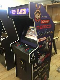cabinato da bar videogame cabinato custom arcade artwork videogame atari
