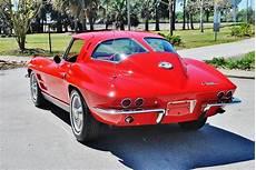 all american classic cars 1963 chevrolet corvette 2 door coupe