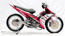 Jupiter Mx 135 Modif by Otomotif Bike Contoh Modifikasi Yamaha Jupiter Mx