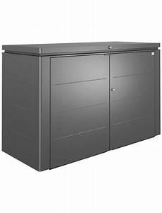 highboard 200 cm biohort gartenbox 187 highboard 171 200 cm hagebau de