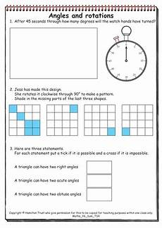 time worksheets y6 3256 maths y6 summer teaching sequence 4 teaching math papers