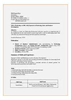 degree resume for freshers resume template cover letter