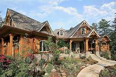 mountainside house plans award winning mountain craftsman plan 15617ge