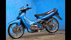 2 Tak Modif by Motor Trend Modifikasi Modifikasi Motor Suzuki