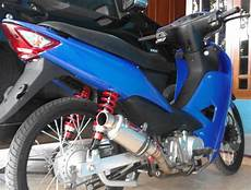 Modifikasi Warna Supra Fit by Supra Fit Thailook Modifikasi Motor Kawasaki Honda Yamaha