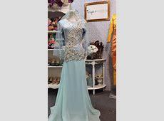 Baju Pengantin Songket Terbaru 2015   wedding dress