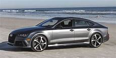 2016 audi rs7 performance first review car and driver