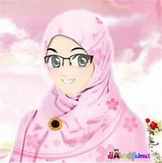 Gambar Wallpaper Kartun Religi Islami Wanita