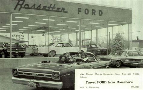 17 Best Images About Vintage Car Dealership Pics On
