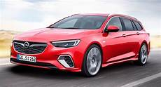 insignia gsi diesel new opel insignia gsi sports tourer breaks cover with 207hp diesel engine carscoops
