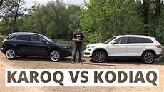 Skoda Karoq Vs Kodiaq - skoda kodiaq vs skoda karoq podobieństwa i r 243 ż