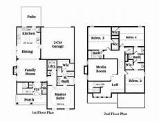 rear entry house plans the vinings rear entry floor plan reliant homes