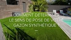Pose De Pelouse Synthétique Comment D 233 Terminer Le Sens De Pose De Votre Gazon