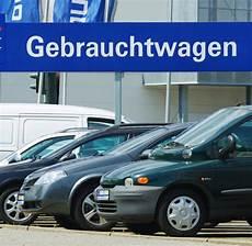 autohandel gebrauchtwagen werden knapper und teurer welt