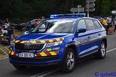 Gendarmerie Nationale Mod 232 Le Model škoda Kodiaq