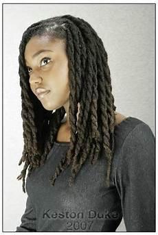 Dreads Twist Hairstyles