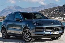 2018 Porsche Cayenne Revealed Photos And Details Autojosh