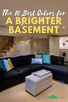 the 10 best colors for a brighter basement basement colors basement basement paint colors
