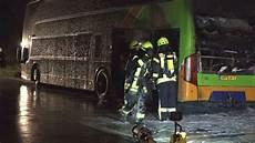 Bremen Hamburg Flixbus Ungl 252 Ck Auf A1 Feuer Auf Autobahn