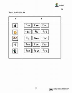 fun learning english english worksheet year 1 and 2