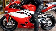 2012 mv agusta f4 rr corsacorta start up exhaust