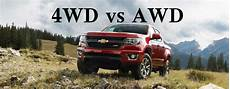 Mccluskey Chevrolet Colerain by 4wd Vs Awd Vehicles