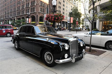 1960 Bentley S 2 Stock # B20lds For Sale Near Chicago, Il