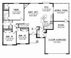 elegant simple open floor plan homes new home plans design