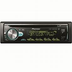 Pioneer Deh S5000bt Cd Mp3 Usb Aux Autoradio Mit Bluetooth