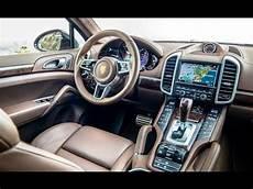 interieur porsche cayenne 2015 porsche cayenne s diesel interior hd
