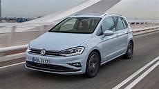 Al Volante Volkswagen Golf Sportsvan 2018 Con Los Suv