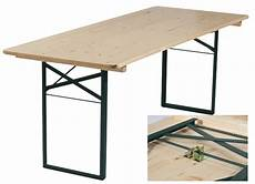 Table Pliante Plateau Bois Table Pliante Table Et Banc