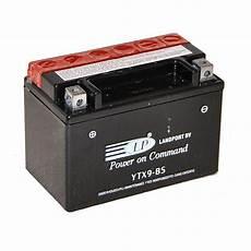 Batterie Moto 12v 8ah Sans Entretien Ytx9 Bs Gtx9 Bs