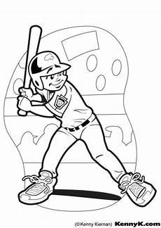 sports coloring worksheets 15762 dibujo para colorear bateador de beisbol dibujos para imprimir gratis