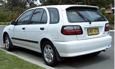 1999 Nissan Almera I Hatchback N15 Pictures