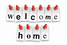 Welcome Home Clipart