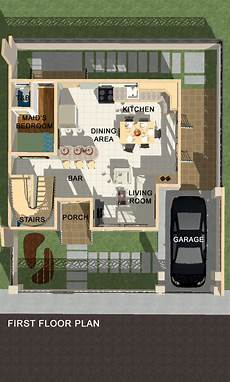modern house floor plans philippines eliana philippine house plans