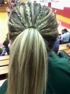 hair before basketball game basketball hairstyles