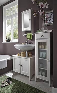 Waschtisch Weiß Holz - waschtisch unterschrank kiefer wei 223 waschbeckenschrank