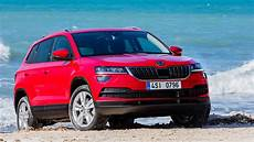 Skoda Karoq 2017 - skoda karoq 2017 review driving report of skoda kodiaq