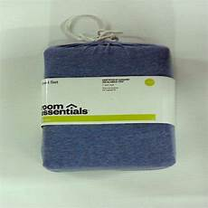 room essentials jersey sheet solids blue walmart com walmart com