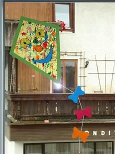 herbst dekoration fenster herbstdeko teil 3 drachen f 252 rs fenster 187 das