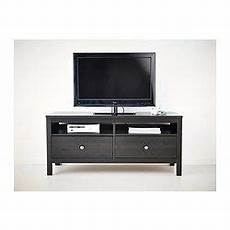 hemnes tv unit black brown ikea smaller max tv size