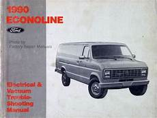 how to download repair manuals 2002 ford econoline e250 security system 1990 ford econoline van e150 e250 e350 electrical vacuum troubleshooting manual factory repair